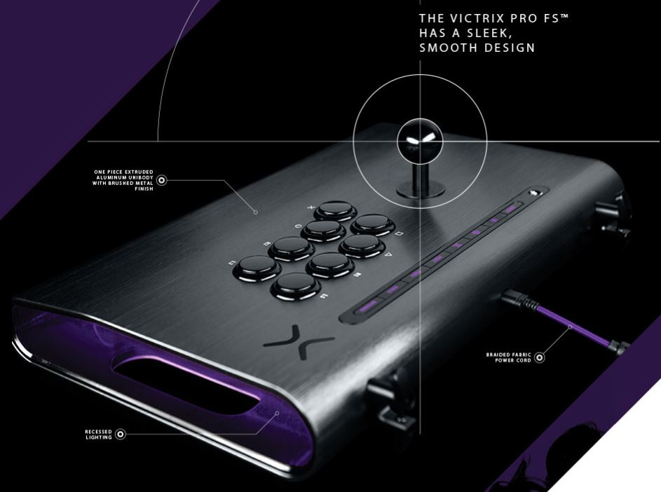 Victrix PS4 Pro FS Arcade Fight Stick