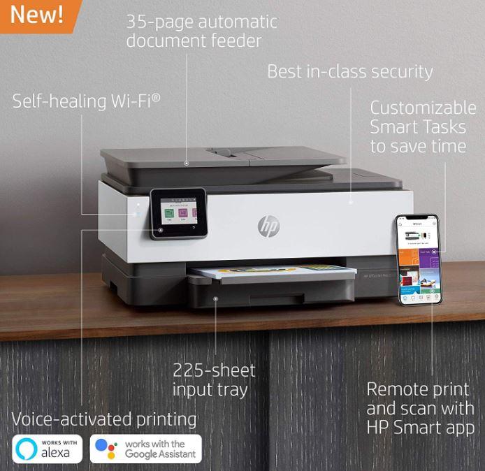 HP OfficeJet Pro 8020 All-in-One Printer Review - Nerd Techy