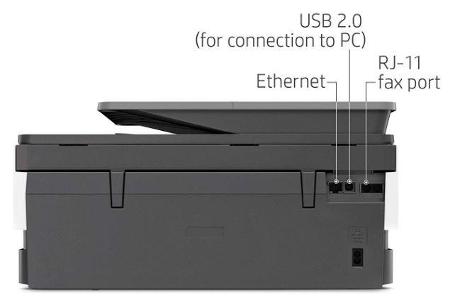 HP OfficeJet Pro 8020