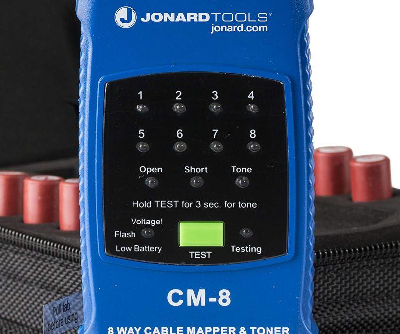 Jonard CM-8
