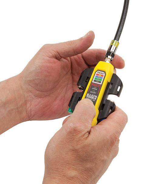 Klein Tools Coax Tester