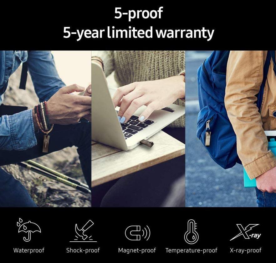 Samsung BAR Plus USB Flash Drive