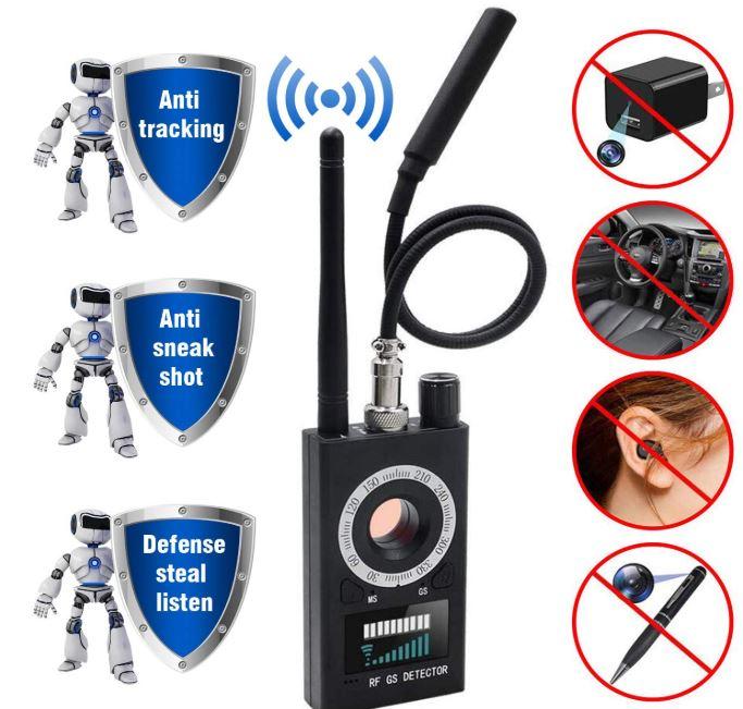 Sherry Anti Spy Detector