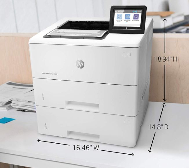 HP Laserjet Enterprise M507x