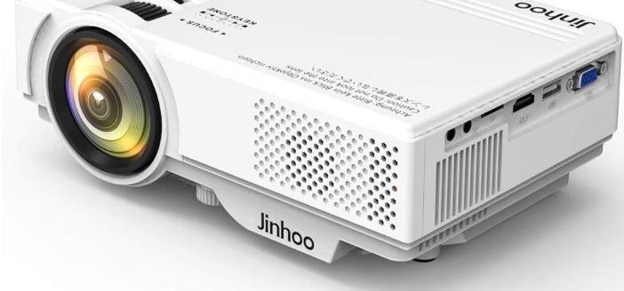 Jinhoo WiFi Projector