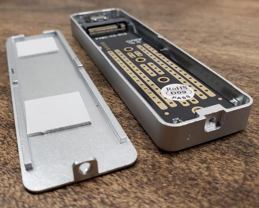 In-Depth Review of the ORICO Aluminum M 2 NVMe SSD Enclosure