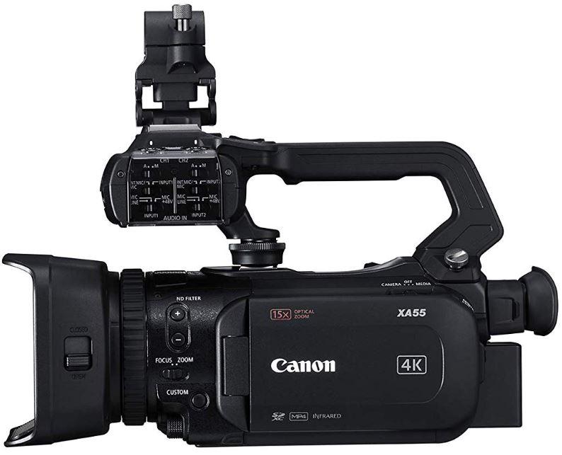 Canon XA50 XA55