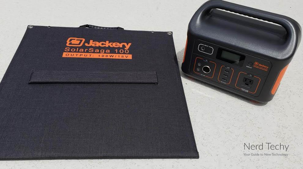 Jackery Explorer 500