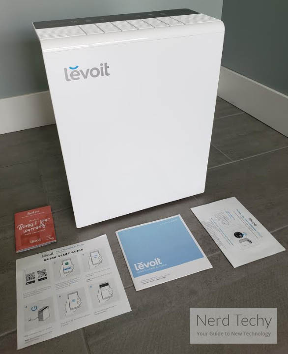 Review of the LEVOIT LV PUR131S (Smart WiFi Air Purifier