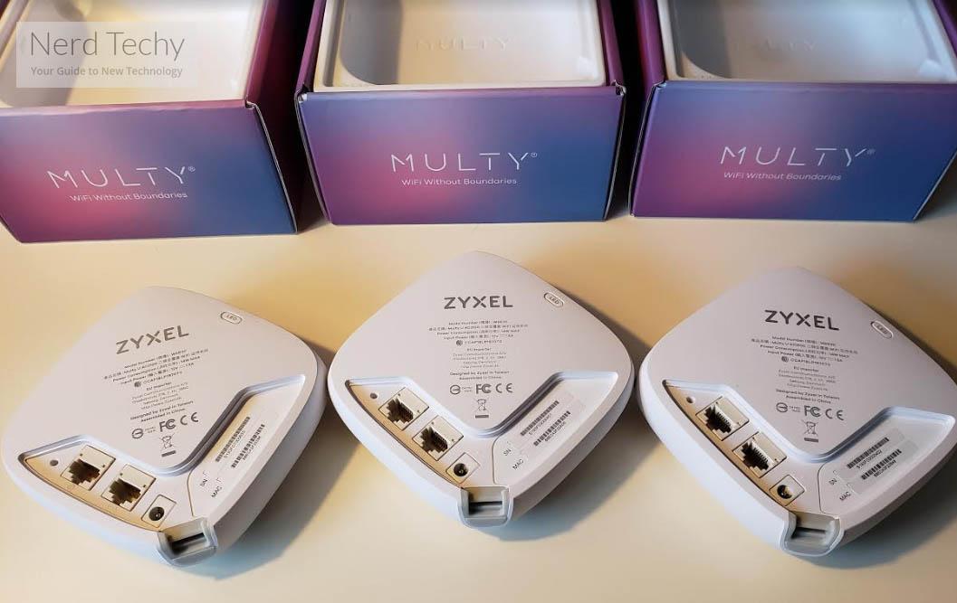 Zyxel Multy U