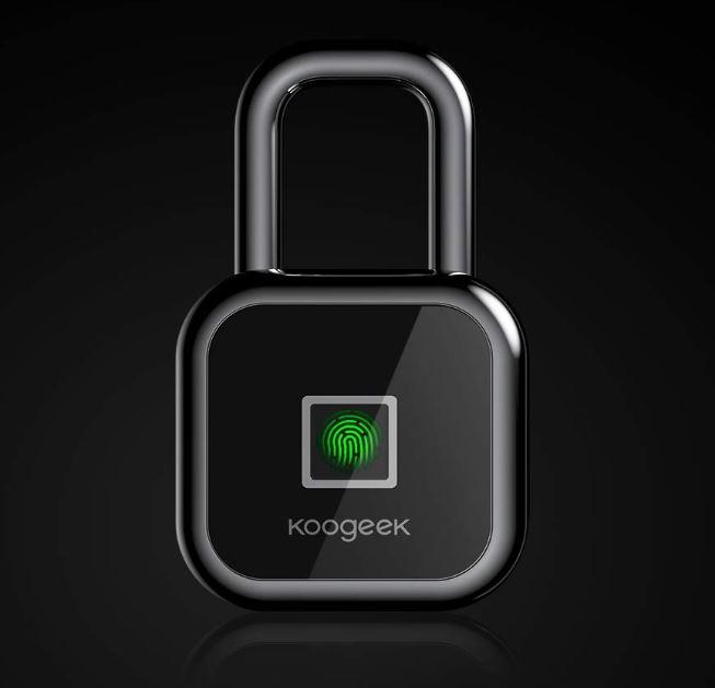 Koogeek Fingerprint Padlock