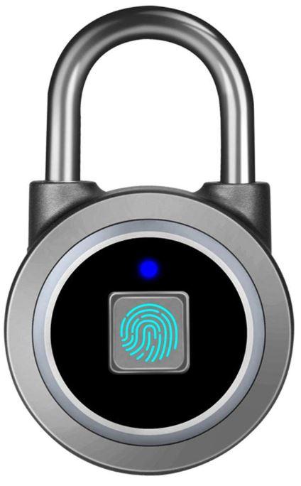 Megafeis Fingerprint Padlock