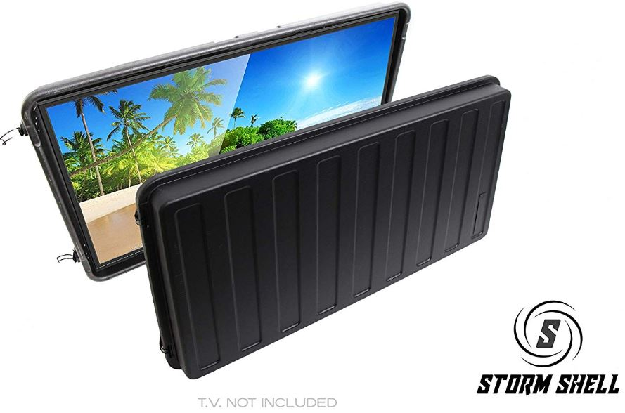 Storm Shell Outdoor TV Enclosure