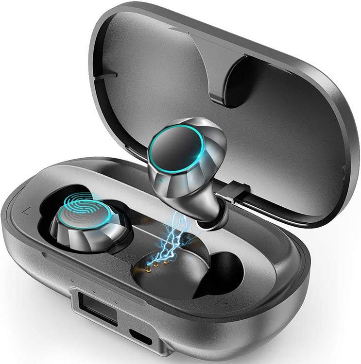 Peohzarr T50 Wireless Bluetooth Earbuds In Depth Review Nerd Techy