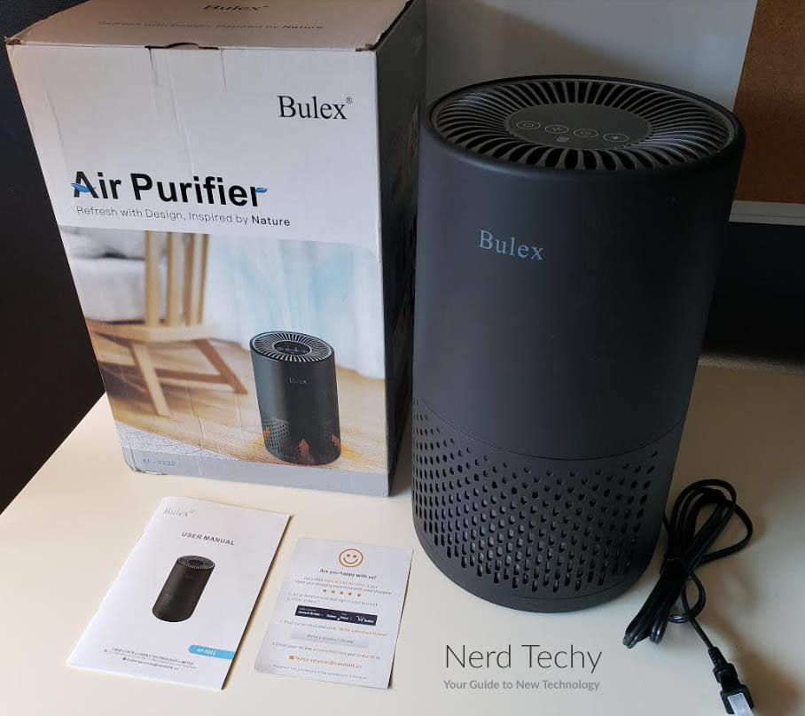 Bulex HEPA Air Purifier