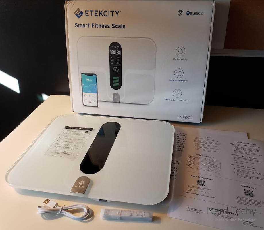 Etekcity WiFi Smart Scale