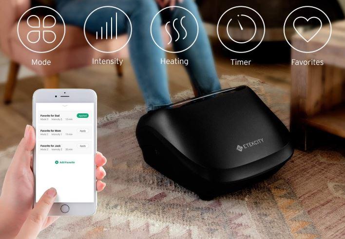 Etekcity Smart Foot Massager