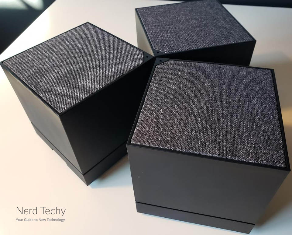 Rock Space Whole Home Mesh WiFi System