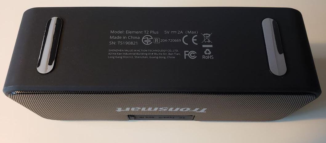 Tronsmart-Element-T2-Plus