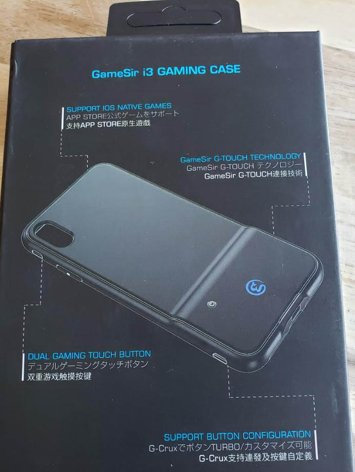 GameSir i3 Gaming Case