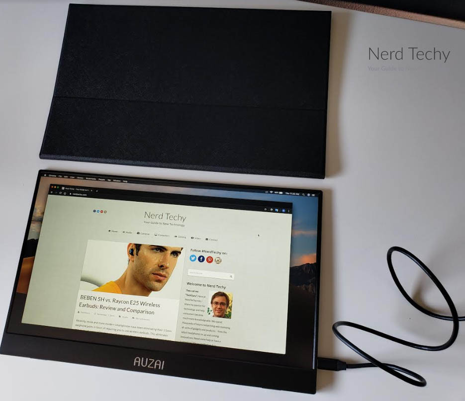 AUZAI Portable Monitor