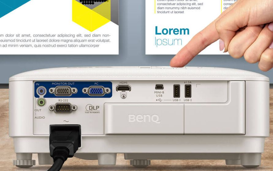 BenQ-EH600