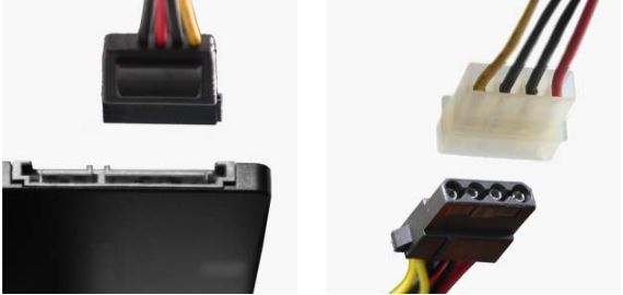 Cable Matters 4 Pin Molex to SATA Power Cable