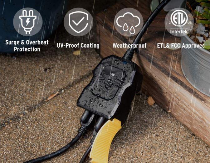 Etekcity Outdoor Smart Plug