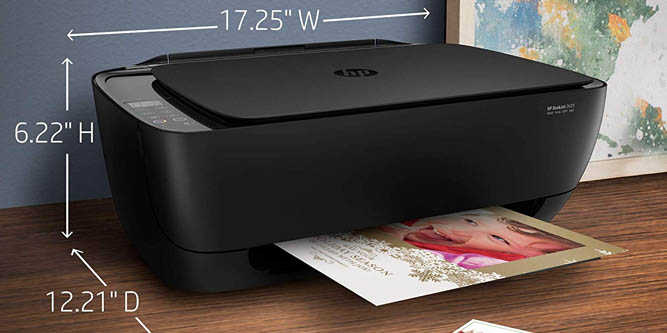 Multifunções HP Deskjet 3639 All-in-One | SmartPrinter