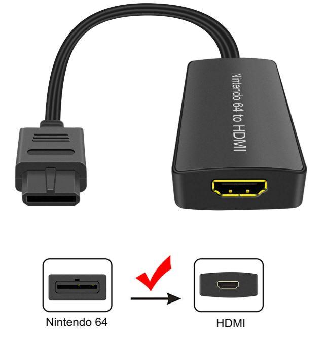 Laboen-Nintendo64-To-HDMI-Converter