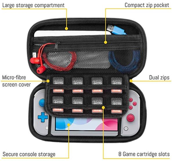 Orzly Carry Case