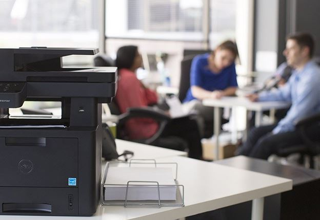 printing in an office