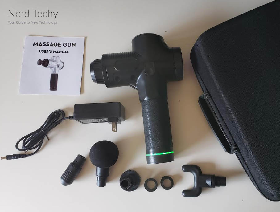 Saluko Percussion Massage Gun