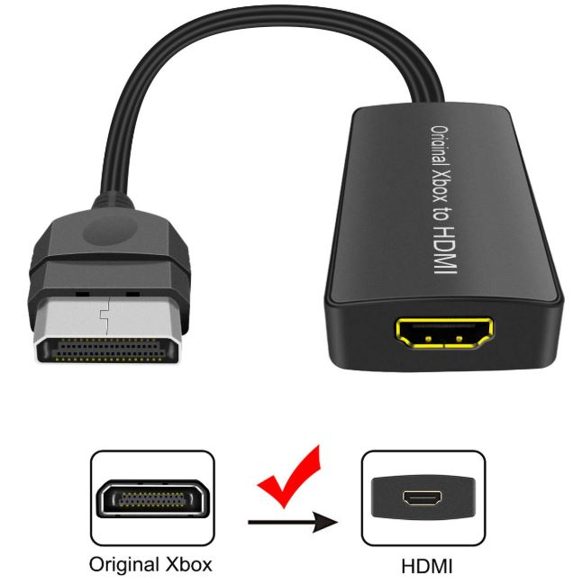Laboen Original Xbox to HDMI Converter