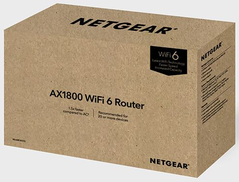 Netgear RAX15