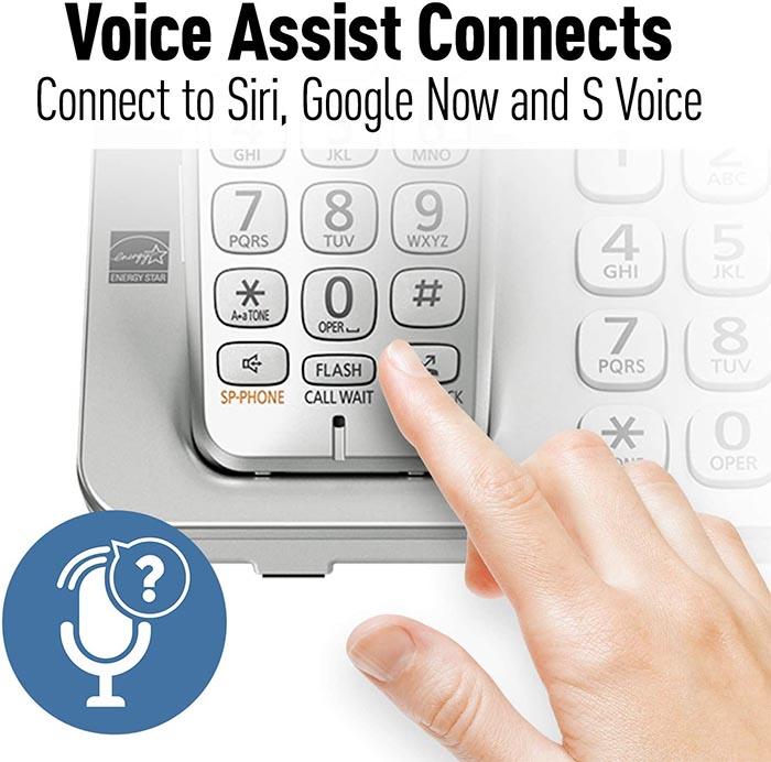 Panasonic Cordless Expandable Bluetooth Phone System