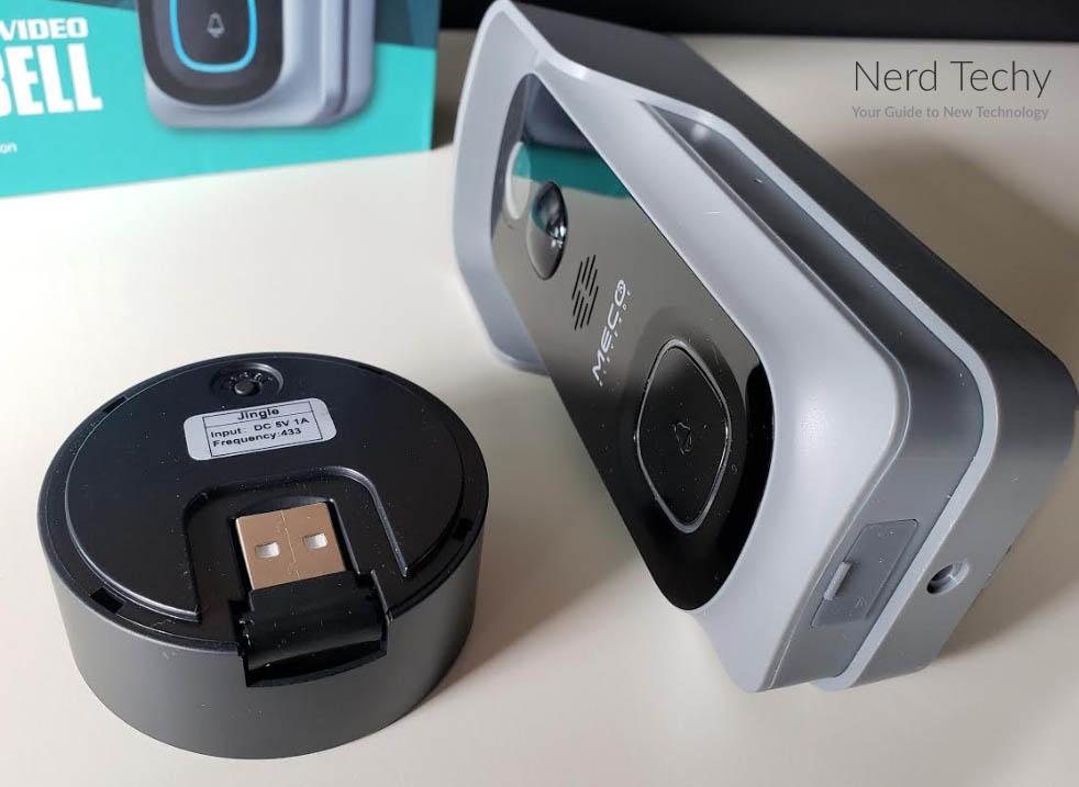 meco video doorbell