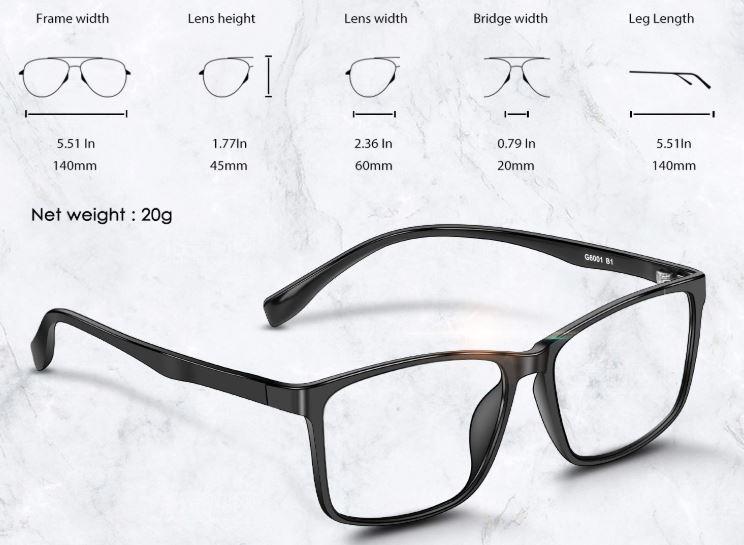 Oiamik Blue Light Blocking Glasses