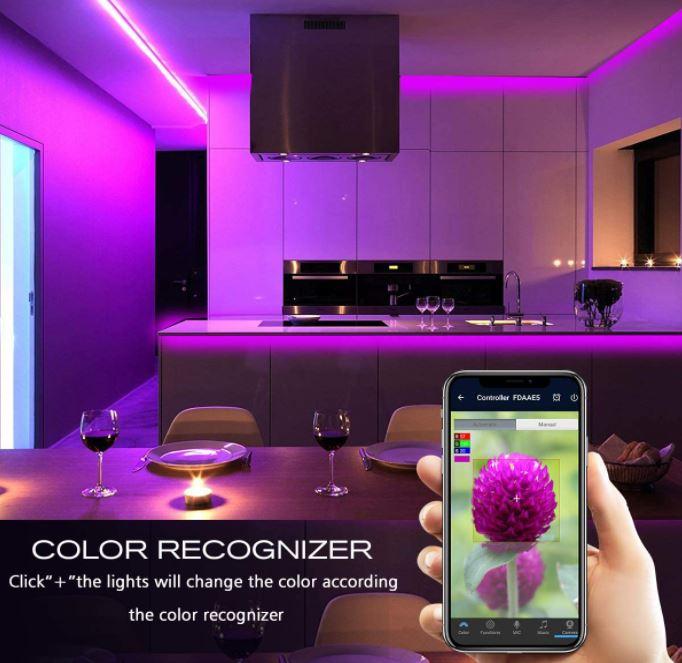 Daybetter Smart LED Strip Lights