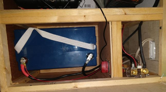 ExpertPower 12V 100Ah Lithium LiFePO4