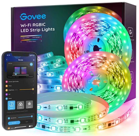 Govee RGBIC LED Strip Lights