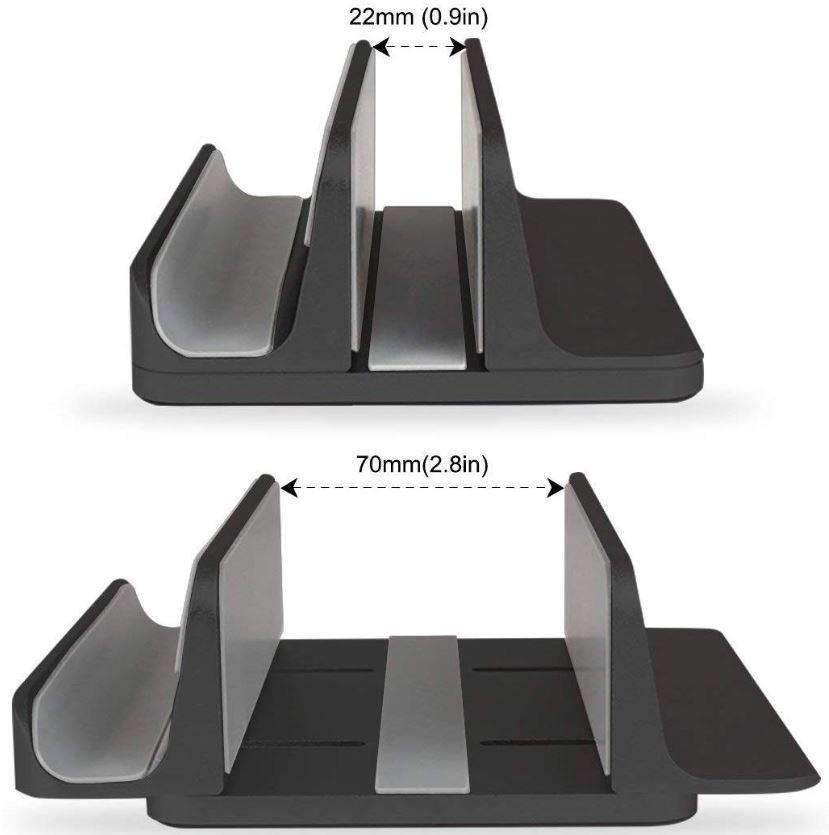 Jarlink Upgraded Version Vertical Laptop Stand