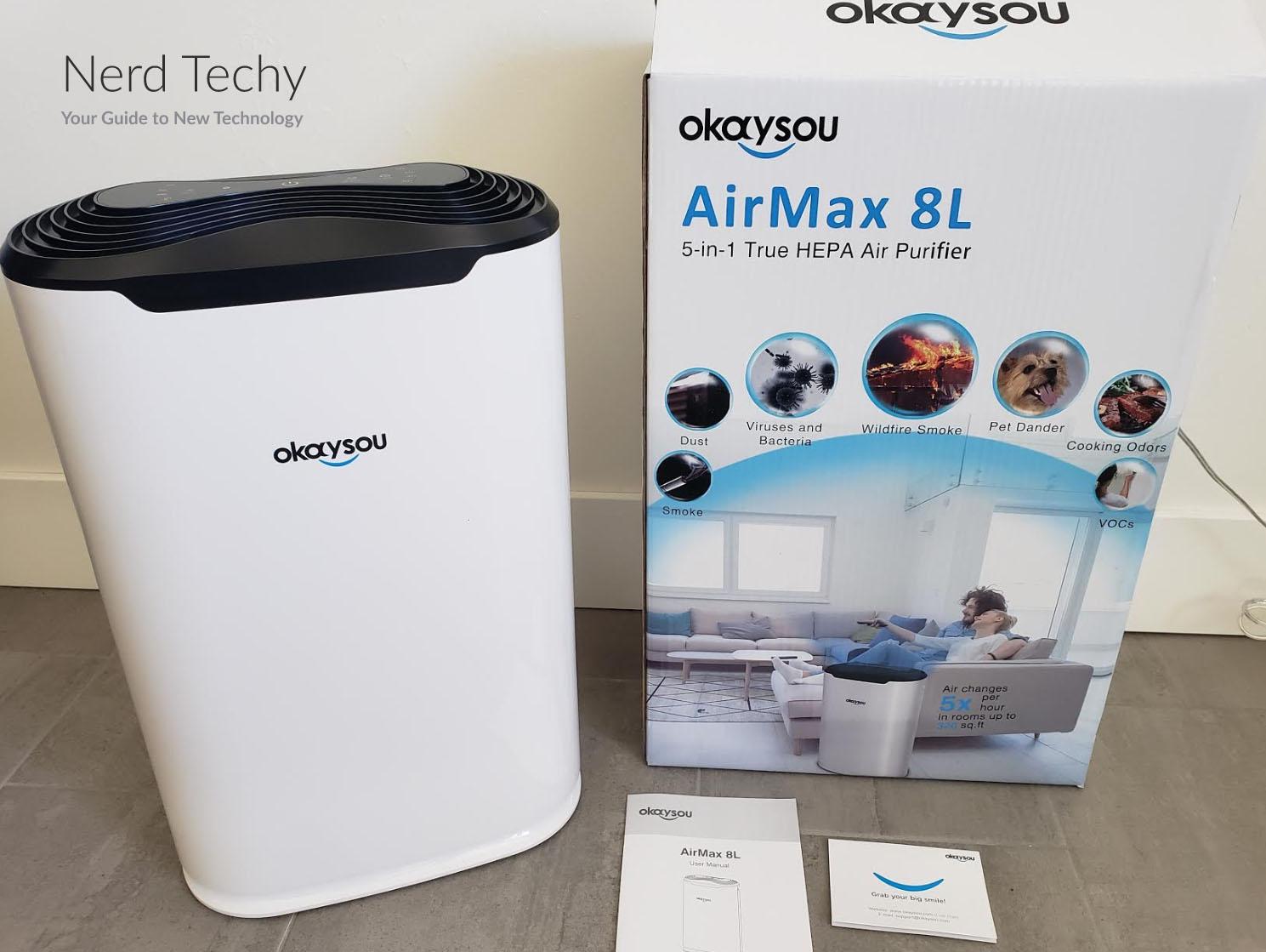 Okaysou AirMax8L