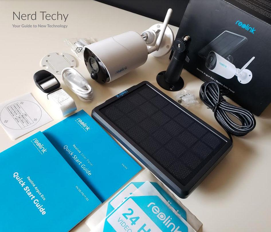 Reolink Argus Eco Plus Solar
