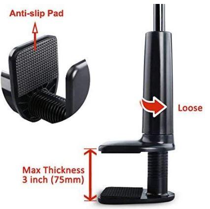 StillCool Gooseneck Tablet Smartphone Stand