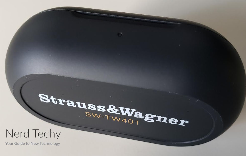 Strauss and Wagner TW401