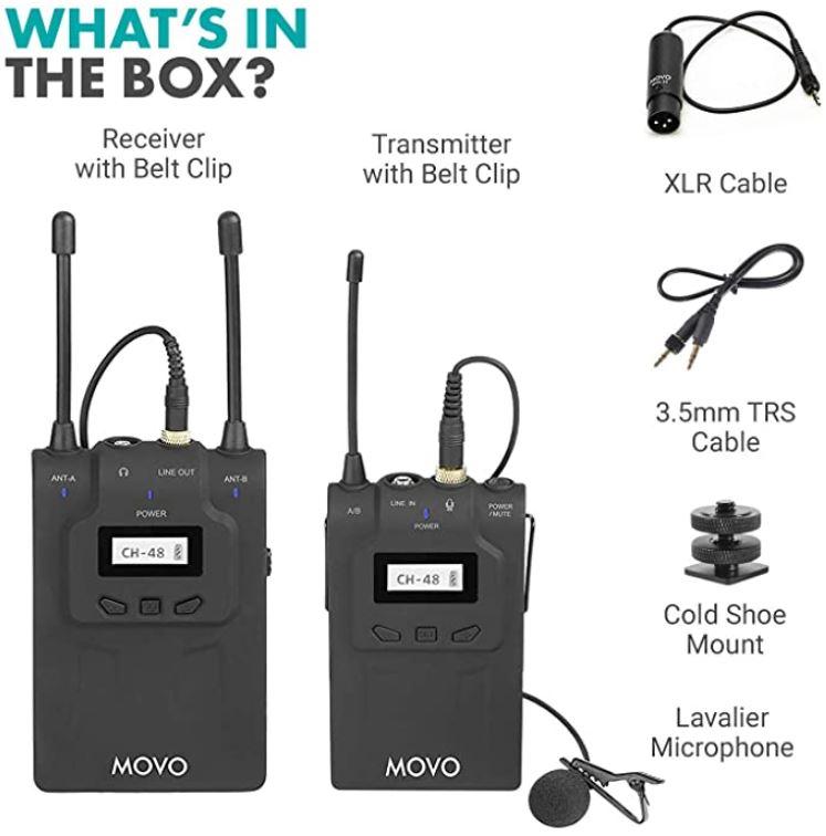Movo WMIC80