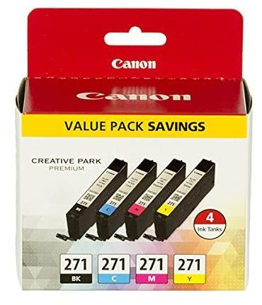 Canon 4-Color Value Pack