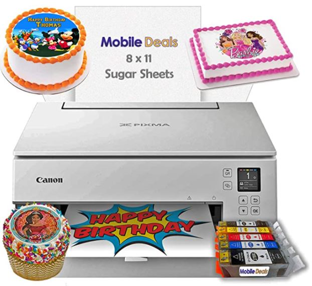 Mobile Deals Edible Printer Bundle