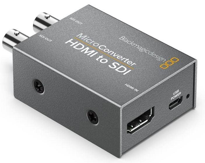 Blackmagic Design Micro Converter HDMI to SDI